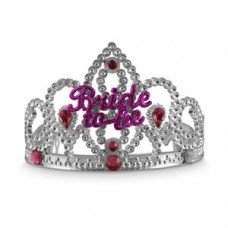 Silver Tiara - Bride to Be