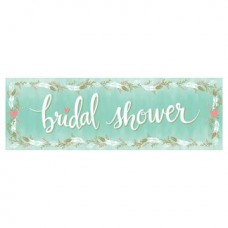 Banner - Bridal Shower Mint