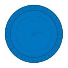 Snack Size Plates - Dark Blue 25pk