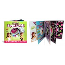 Bride to Be Spin Book Includes 8 Games