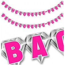 Bachelorette Party Jointed Diamond Banner