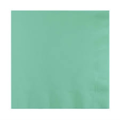 Hens Party Luncheon Size Napkins -  Tiffany Inspired Mint