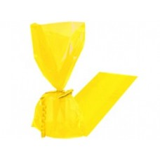 Cello Loot Party Bags - Yellow