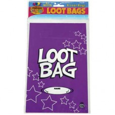 Loot Bags - Purple