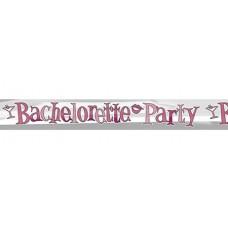 Bachelorette Party Foil Banner