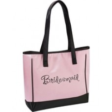 Tote Bag - Pink Bridesmaid