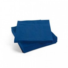 Hens Party Snack Size Napkins -  Plain Dark Blue