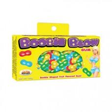 Boobie Blow Boob Shaped Gum