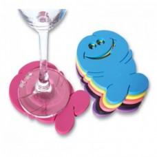 Pecker Coasters 6pk