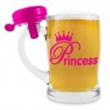 Beer Mug with Bell - Princess