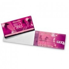 Girls Night Out Dares Cheque Book Game