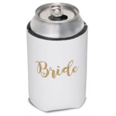 Can Cooler - Bride Tribe Gold