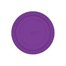 Snack Size Plates - Purple 25pk
